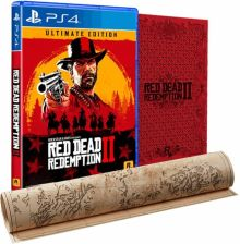 Red Dead Redemption 2 Edycja Ultimate (Gra PS4)