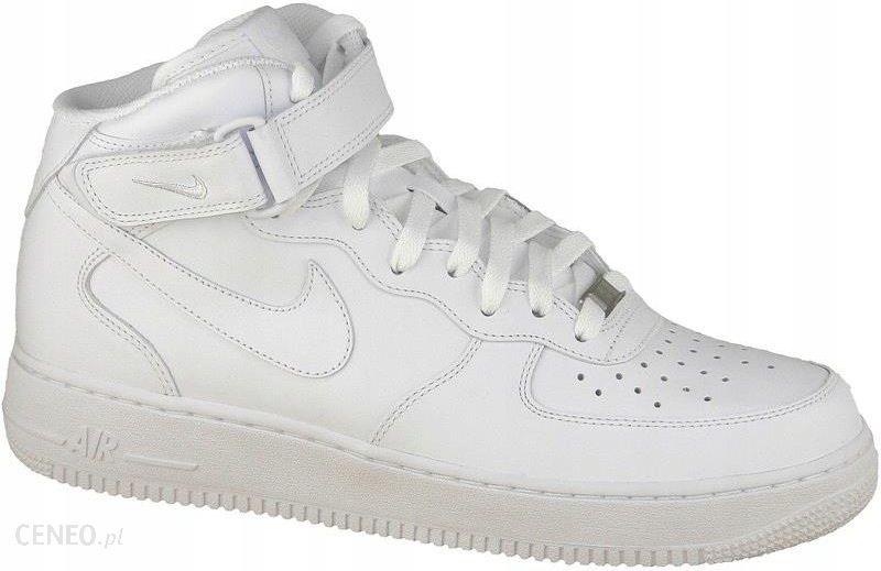 Buty Nike Air Force 1 MID '07 LV8 Białe r.45 PL