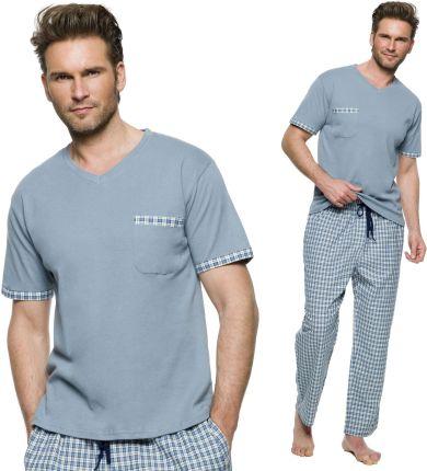 b63769f12a6f25 Cropp - Świąteczna piżama dwuczęściowa - Szary - Ceny i opinie ...