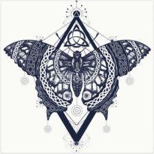 Tatuaż Motyl Ceny I Opinie Ceneopl