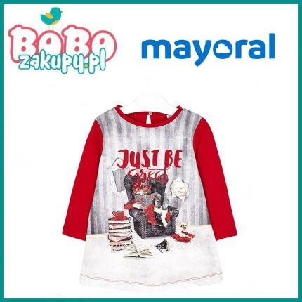 e28c7c9c9c Mayoral - Sukienka dziecięca 92-134 cm - Ceny i opinie - Ceneo.pl