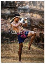 Decormint Plakat Premium Sztuki Walki Muay Thai Thai Boxing Muay Thai 29x42cm Opinie I Atrakcyjne Ceny Na Ceneopl