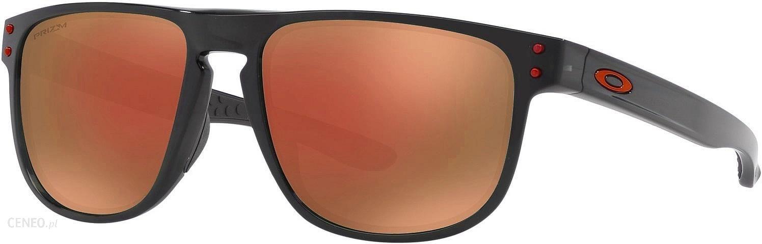 94babcff8225a9 okulary Oakley Holbrook R - Polished Black Prizm Ruby Polarized one size -  zdjęcie 1