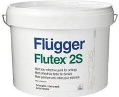 Farba Flugger Farba Antyrefleksyjna Flutex 2s Biala 0 75l Opinie I