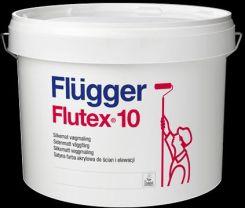 Farba Flugger Farba Flutex 10 Satyna 2 8l Opinie I Ceny Na Ceneo Pl