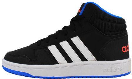 online retailer a53c9 04ac4 Dziecięce Buty Adidas VS Hoops Mid DB1479 R 28 Allegro