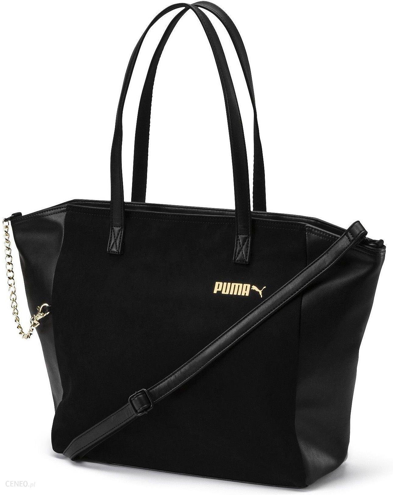 25e6e5ed566a9 torba Puma Prime Premium Large Shopper - Puma Black one size - zdjęcie 1
