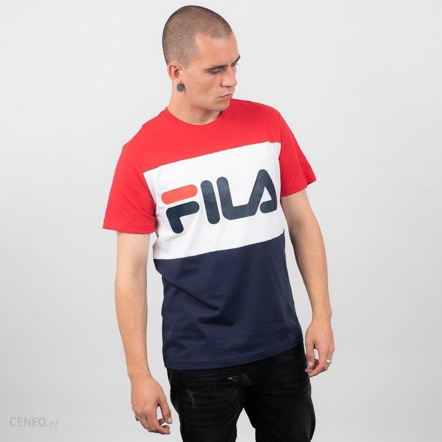 Fila T shirt Czerwone bluzki damskie Fila, s, z