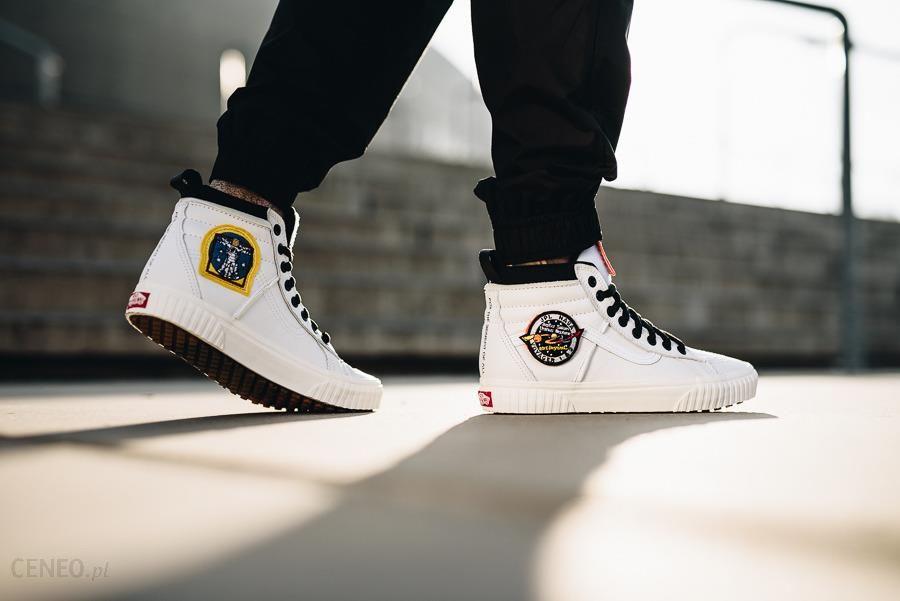 Buty męskie sneakersy Vans Sk8 Hi 46 MTE NASA VA3DQ5UQ4 Ceny i opinie Ceneo.pl