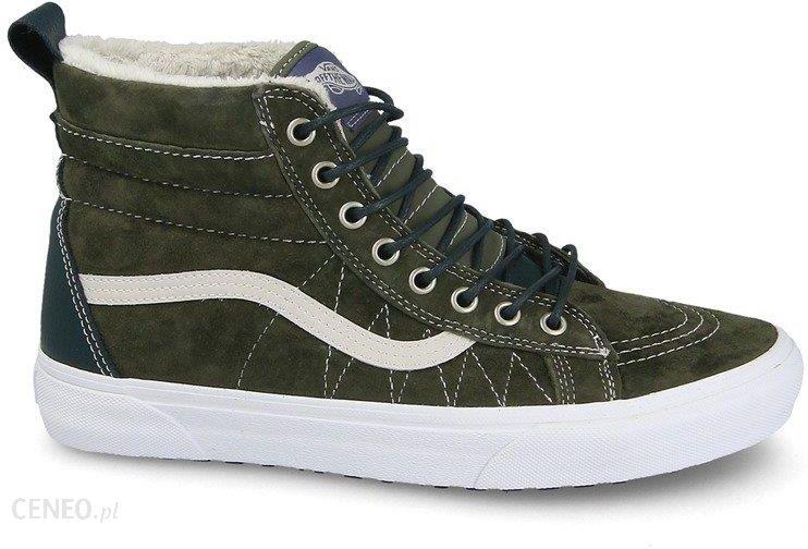 Buty męskie sneakersy Vans Sk8 Hi VA33TXUQ9 Ceny i opinie Ceneo.pl