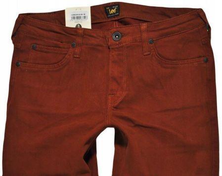 bb3666c6f0afaf LEE spodnie regular SKINNY jeans SCARLETT W27 L33 Allegro