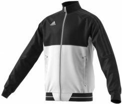8a6b7e26f Bluza treningowa adidas TIRO 17 PES JR czarno-biała BQ2611