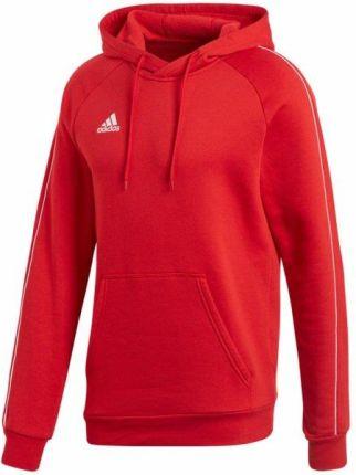 Bluza męska adidas Trefoil Hoodie czerwona FM3783 różne rozm