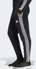 Spodnie Adidas dresy rurki zwężane czarne 24H D95958