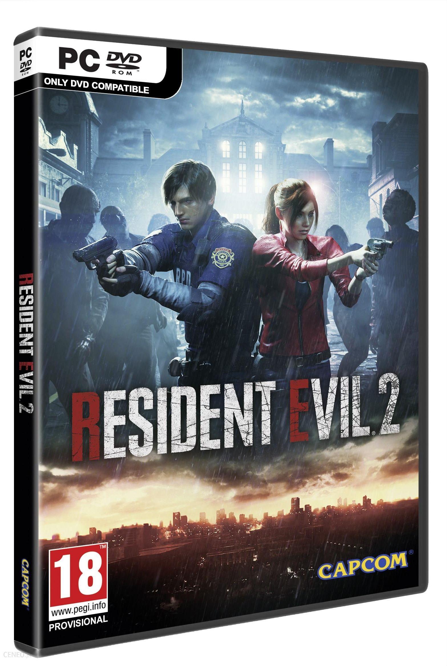 9a57405d8ae588 Gra na PC Resident Evil 2 (Gra PC) - zdjęcie 1 ...