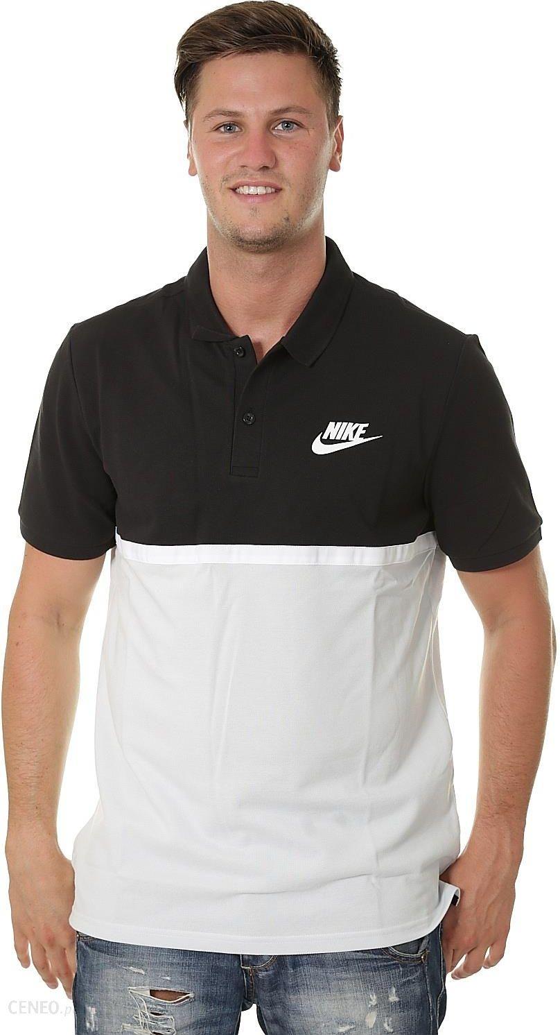 Koszulka Nike Matchup PQ Novelty Polo 011BlackPure PlatinumWhiteWhite XL Ceny i opinie Ceneo.pl
