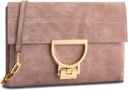 991d55f8b18a0 Podobne produkty do Listonoszka damska na łańcuszku elegancka torebka –  czarno-biała z pomarańczową klapką