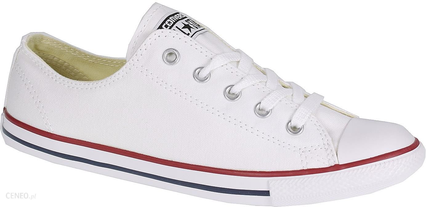 Buty Converse Chuck Taylor All Star Dainty Canvas OX 537204White 38.5 Ceny i opinie Ceneo.pl