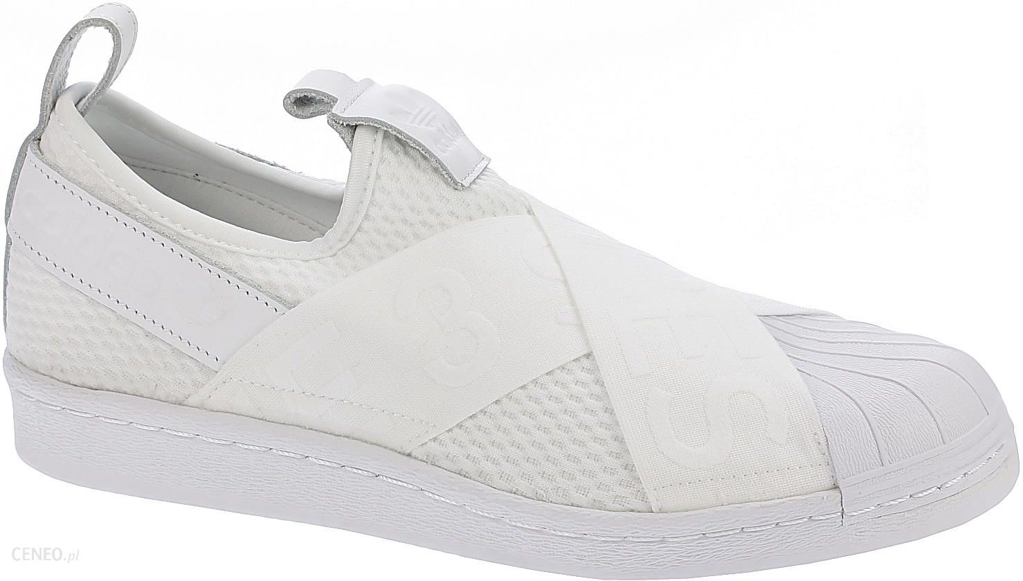 buty adidas Originals Superstar Slip On WhiteWhiteCore Black 40 23