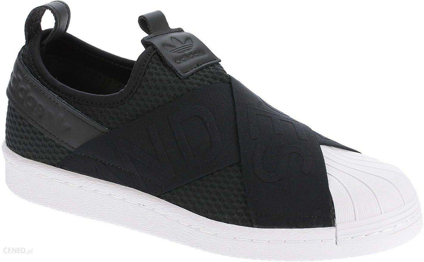 Buty adidas Originals Superstar Slip On Core BlackCore BlackWhite 40 23 Ceny i opinie Ceneo.pl