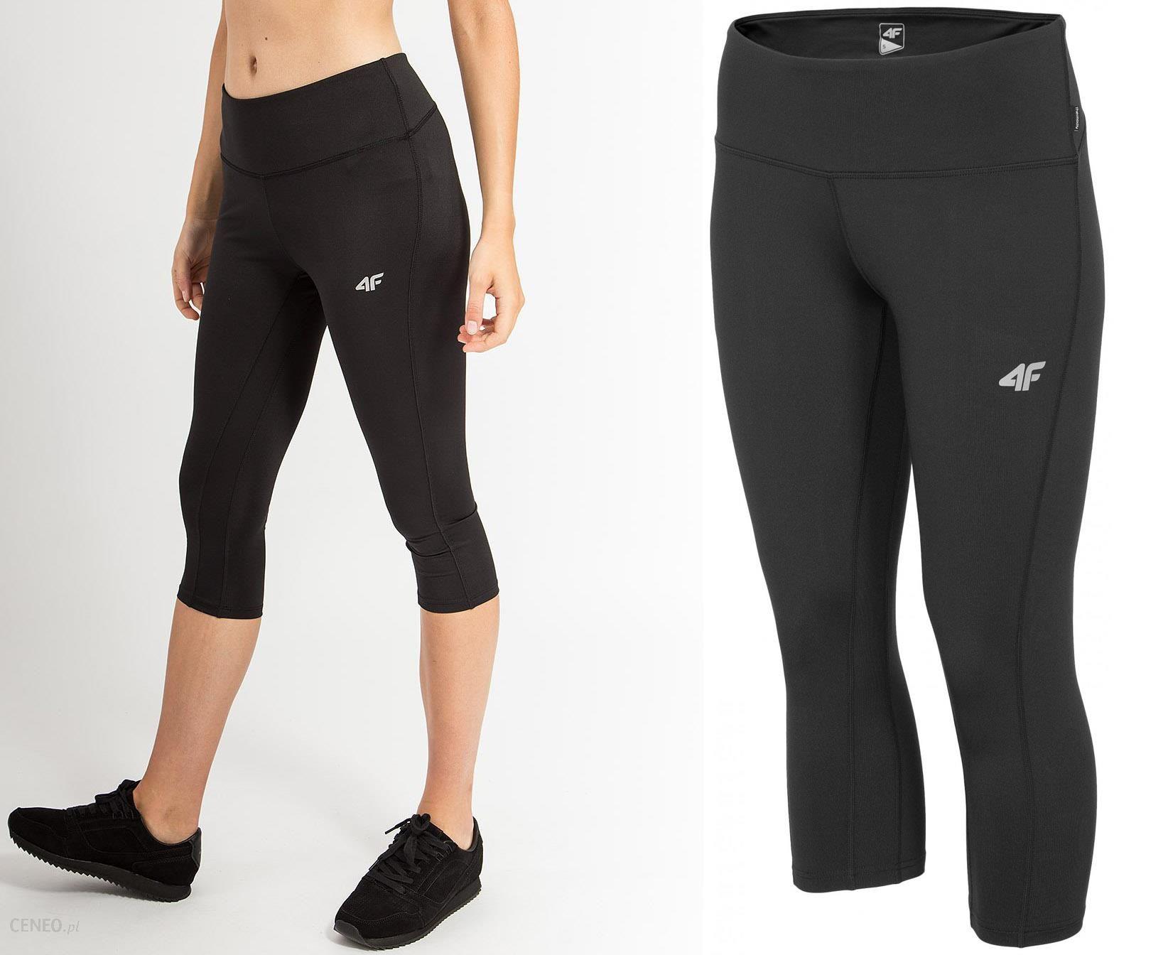 całkiem fajne niesamowite ceny dostępny 4F Legginsy Damskie 3/4 Fitness Jogging 4F SPDF001 - Ceny i opinie -  Ceneo.pl