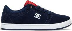 9c53e09b503a92 Guess DC Crisis Boys Skate Shoes - Navy - zdjęcie 1