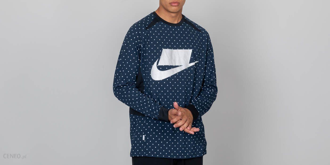 Nike Sportswear Long-Sleeve Top Blue - zdjęcie 1 0ebe95d94a
