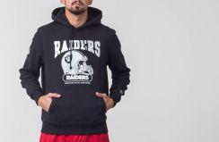 b1101dd47 New Era NFL Archie Oakland Raiders Hoodie Black