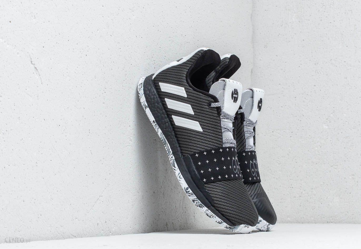 adidas Harden Vol. 3 Core Black Cloud White Grey