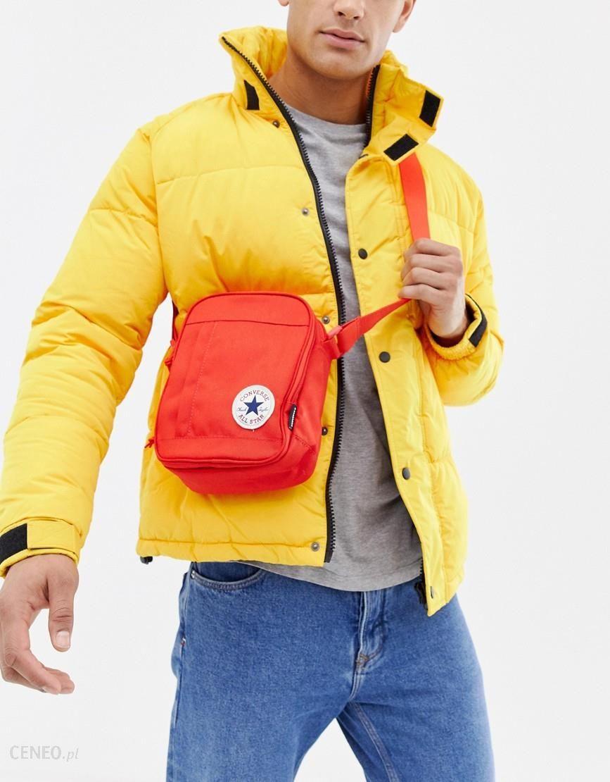 Converse Chuck Taylor Patch crossbody bag in red - Red - zdjęcie 1 50b03e425b