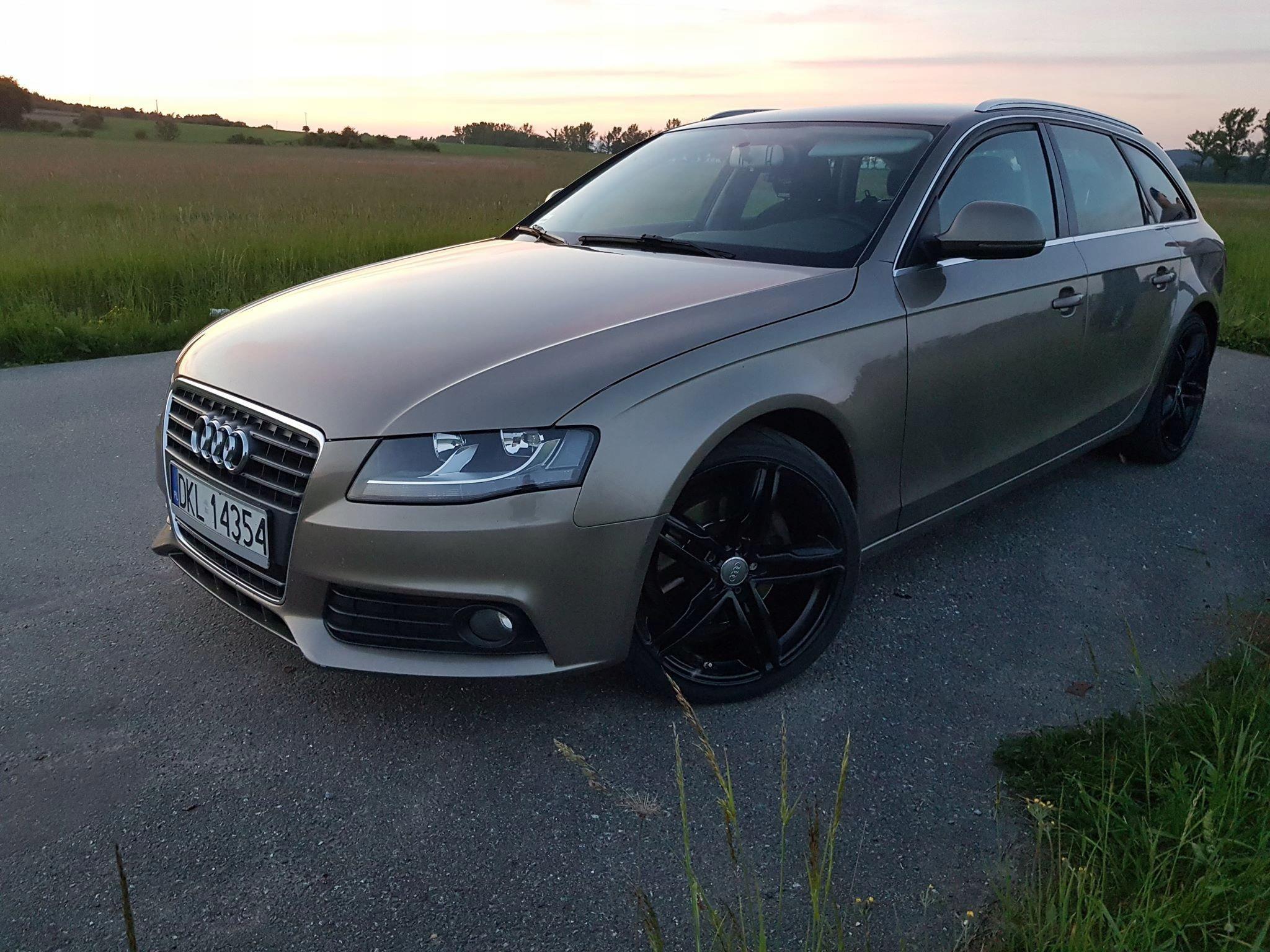 Kelebihan Kekurangan Audi A4 B8 2009 Perbandingan Harga