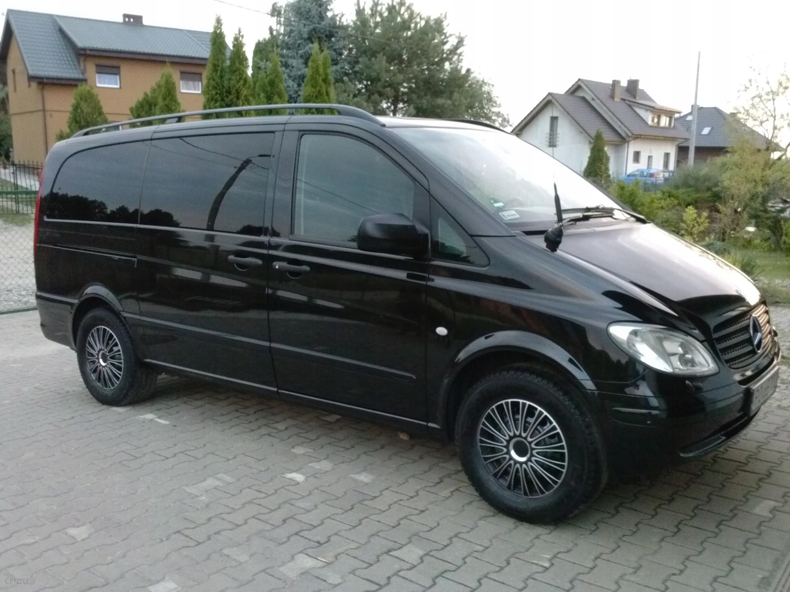 Mercedes-Benz Vito W639 2010 KM Van (minibus) Czarny ...