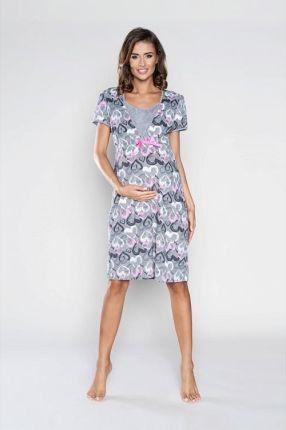 a982c6ae74b51e Italian Fashion, Ana, koszula nocna dla matek karmiących, rozmiar M, ...