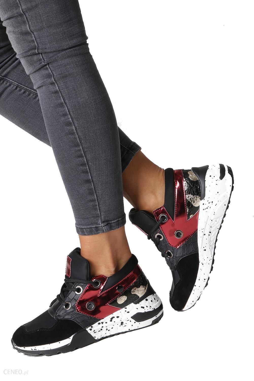 Sneakersy Buty Sportowe