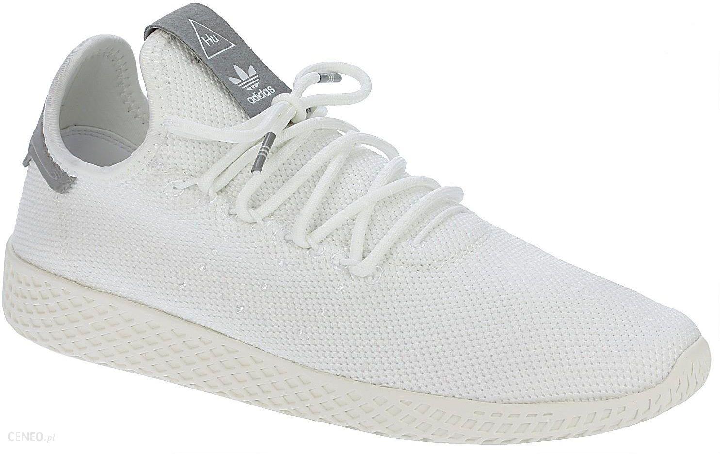dobra tekstura najwyższa jakość sklep internetowy Buty adidas Originals Pharrell Williams Tennis HU - White/White/Chalk  White/Gray 43 1/3 - Ceny i opinie - Ceneo.pl