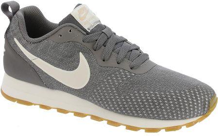 Buty Nike Air Max 90 Mesh (GS) 833418 112 SZARY porównaj