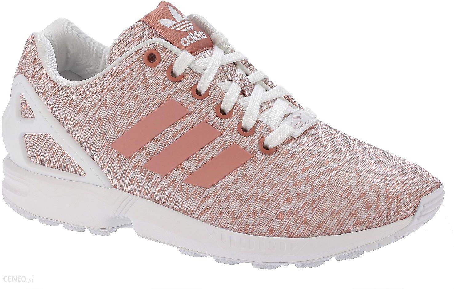Buty adidas Originals ZX Flux Raw PinkRaw PinkWhite 38 Ceny i opinie Ceneo.pl