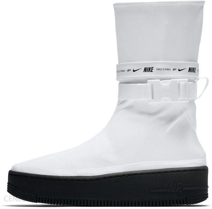 low priced 46dcb e5cec Buty damskie Nike Air Force 1 Sage High - Biel - Ceny i opinie ...