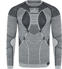 fb1f82684ad874 Podobne produkty do Koszulka Termoaktywna Rebelhorn Freeze. X Bionic Apani  Merino Fastflow Shirt Black Grey