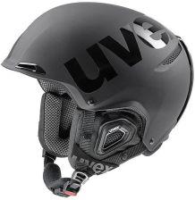 Uvex Jakk Octo + Black Mat Shiny