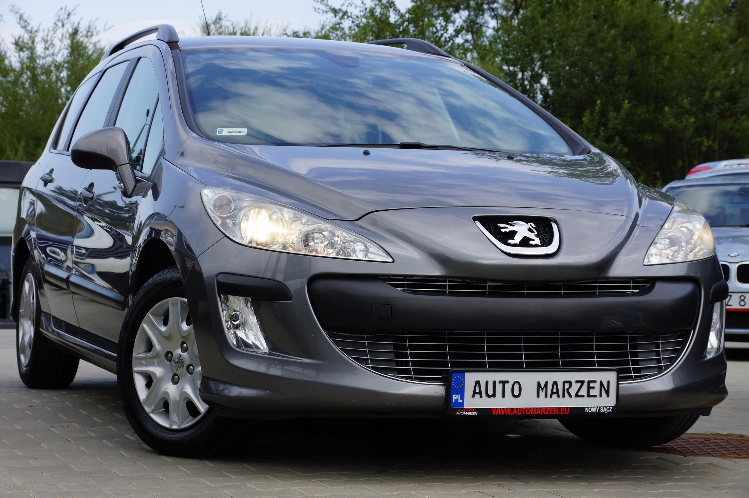 Peugeot 308 Sw 1 6 Hdi 90 Km Fv 23 Gwarancja Opinie I Ceny Na Ceneo Pl