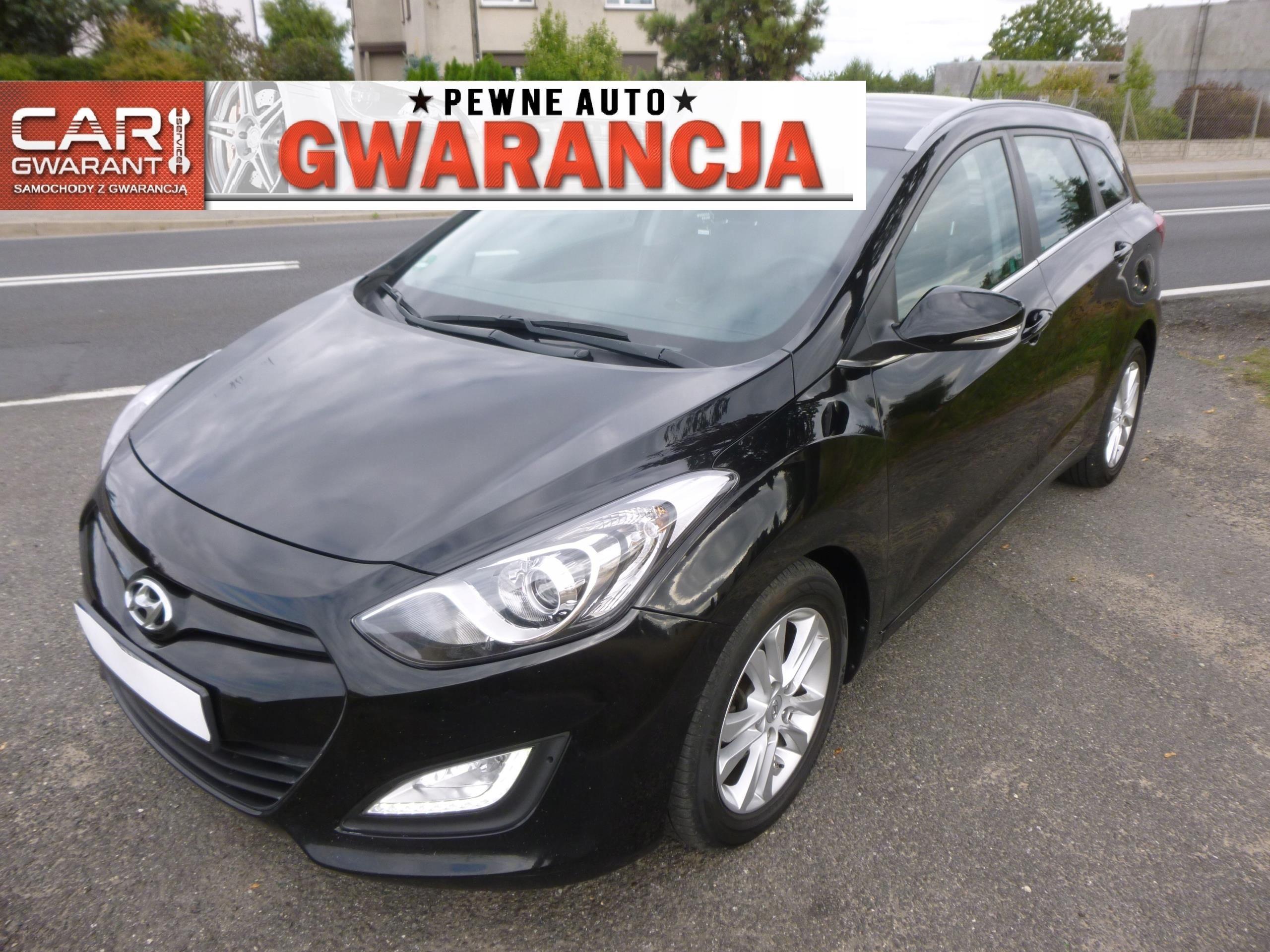Hyundai I30 16crdi 110km Ks Serwis Gwarancja Opinie I Ceny Na