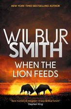 Literatura obcojęzyczna Wilbur Smith - When the Lion Feeds (Courtney) - zdjęcie 1