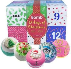 Bomb Cosmetics Kalendarz Adwentowy 12 Days of Christmas