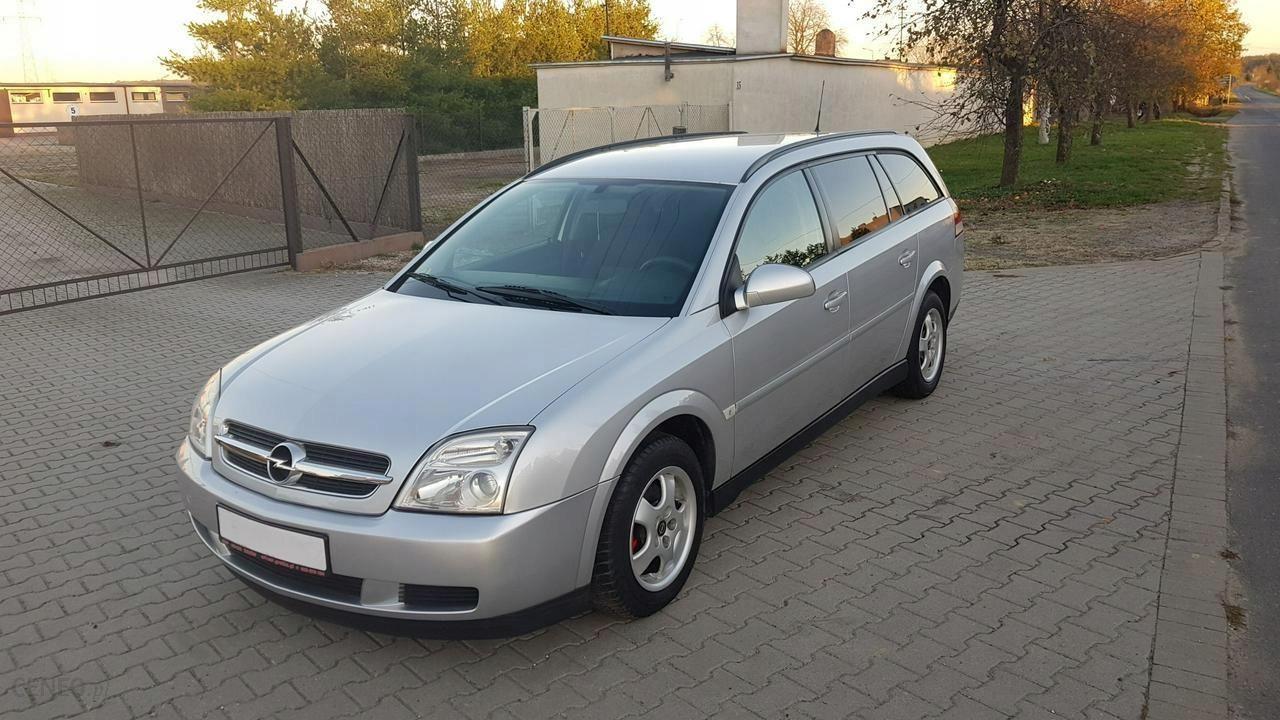 Opel Vectra C Kombi W Super Stanie Opinie I Ceny Na Ceneo Pl