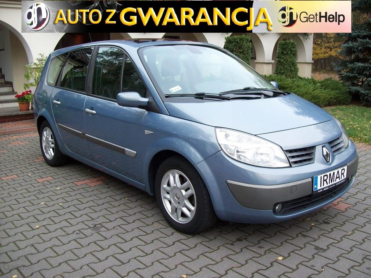 Renault Grand Scenic 1 9 Dci 7 Osobowy Panorama Opinie I Ceny Na Ceneo Pl