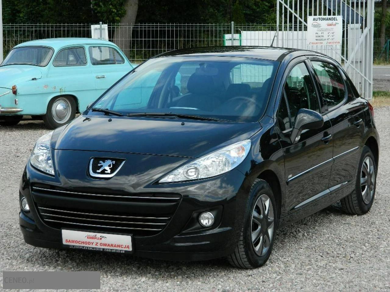Peugeot 207 Sw 1 6 Hdi 92km Klimatyzacja Zadbany Opinie I Ceny Na Ceneo Pl