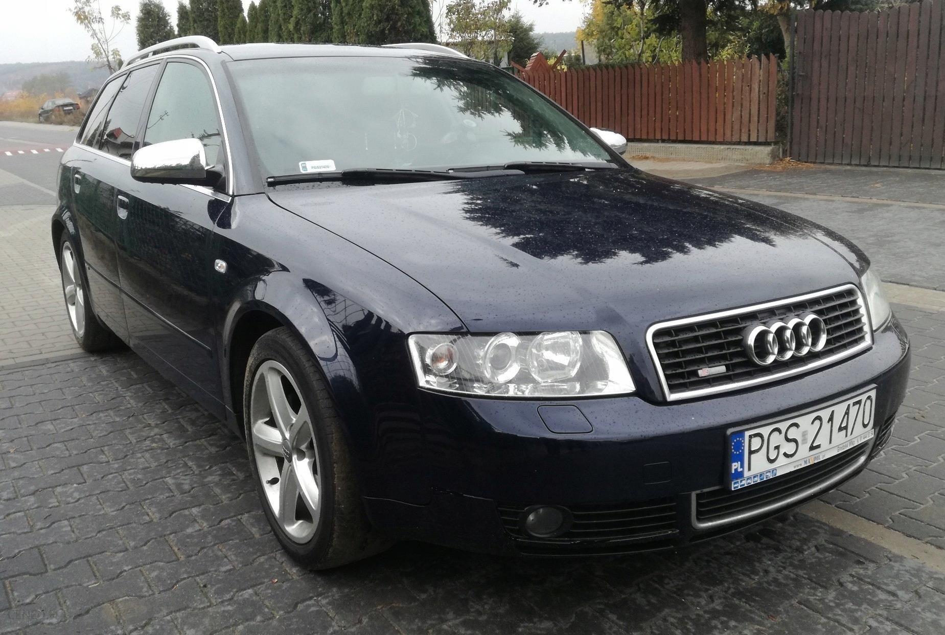 Audi A4 B6 19 Tdi 130km Xenon S Line Opinie I Ceny Na Ceneopl