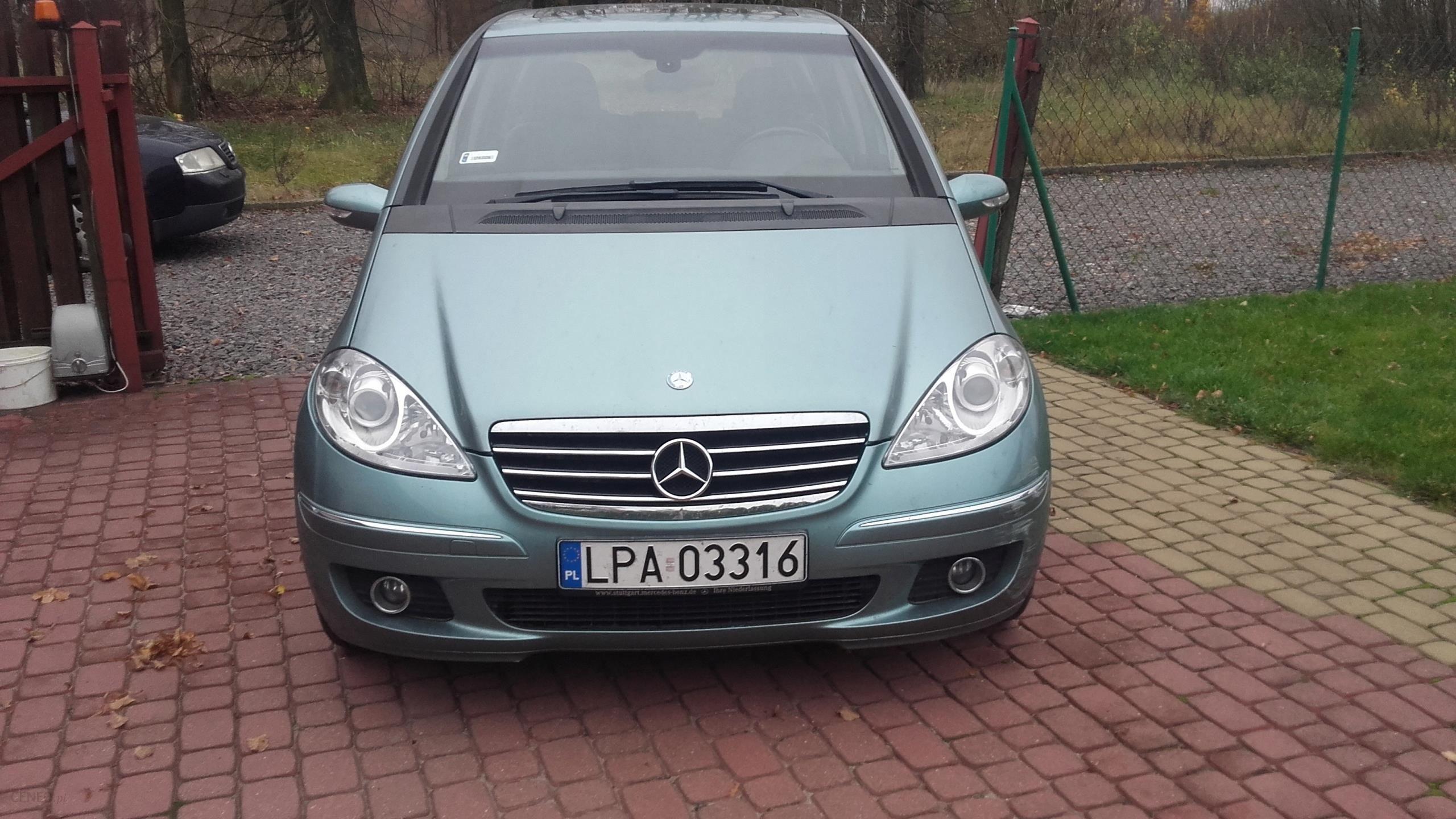 Mercedes Benz Klasa A 180 Cdi Automat Opinie I Ceny Na Ceneo Pl