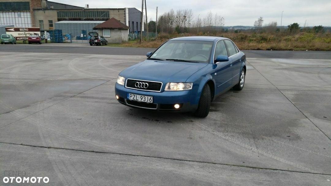 Audi A4 B6 18t Lpg Opinie I Ceny Na Ceneopl